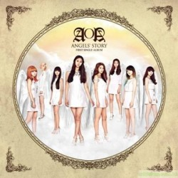 AOA - ANGELS' STORY (1ST SINGLE ALBUM)