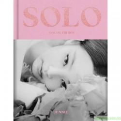 JENNIE - JENNIE [SOLO] PHOTOBOOK -SPECIAL EDITION 韓版