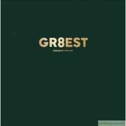 關8[台版]出類8萃 GR8EST [完全限定豪華盤, 2CD+2DVD]