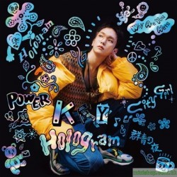 KEY (SHINee)-Hologram CD+DVD 初回限定盤日版