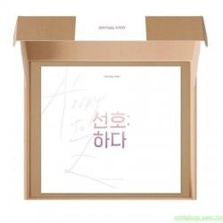 ANDY 李先鎬 SHINHWA (神話) - DAILY ANDY (2019 CALENDAR)