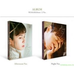 ANDY 李先鎬 SHINHWA (神話) A'NDY TO Z - 선호:하다 (SINGLE ALBUM)