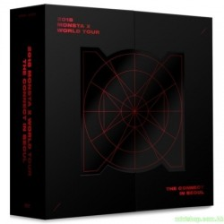 MONSTA X - 2018 MONSTA X WORLD TOUR THE CONNECT IN SEOUL DVD