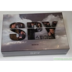 SPY - KBS Drama (JYJ : Kim Jae Joong) 韓版 DVD