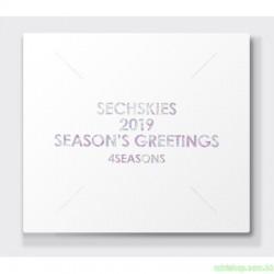 水晶男孩-SECHSKIES 2019 SEASON'S GREETINGS