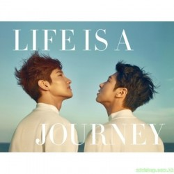 東方神起 TVXQ! - LIFE IS A JOURNEY