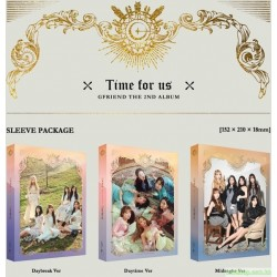 GFRIEND The 2nd Album Time For Us