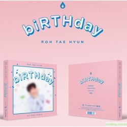 盧太鉉 ROH TAE HYUN - BIRTHDAY (MINI ALBUM)