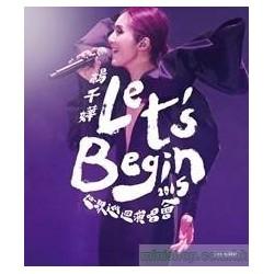 楊千嬅 – Let's Begin Concert 2015 世界巡迴演唱會 Live (Blu-ray)