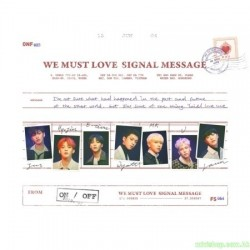 ONF - WE MUST LOVE (3RD MINI ALBUB)