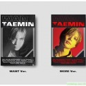 TAEMIN - WANT (2ND MINI ALBUM) (Kihno Album)(智能卡)