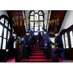 V6 SUPER Very best 【台壓版初回限定盤A】(3CD+DVD)