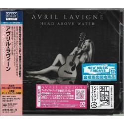 Avril Lavigne Head Above Water [Regular Edition, Blu-spec CD2 + 1 Bonus Track]