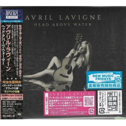Avril Lavigne Head Above Water [Limited Edition, Blu-spec CD2 + 1 Bonus Track + Goods]