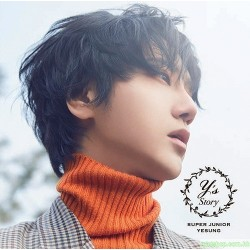 藝聲 YESUNG - STORY [通常盤, CD ONLY]