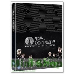 [DVD]EXO FROM. EXO PLANET  - THE LOST PLANET - in SEOUL 韓版