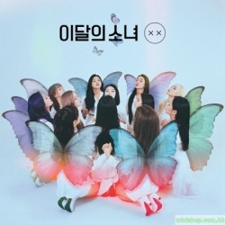 LOONA 本月少女 - X X (MINI REPACKAGE ALBUM) LIMITED A VER.