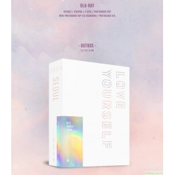 BTS WORLD TOUR 'LOVE YOURSELF' SEOUL Blu-ray