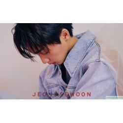 鄭世雲 JEONG SE WOON - ±0 (3RD MINI ALBUM)