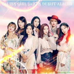 OH MY GIRL - OH MY GIRL JAPAN DEBUT ALBUM