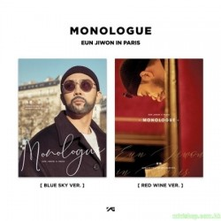 殷志源 EUN JIWON IN PARIS [MONOLOGUE] (BLUE SKY VER. / RED WINE VER.)