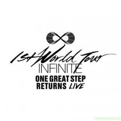 INFINITE - ONE GREAT STEP RETURNS LIVE ALBUM (2CD)