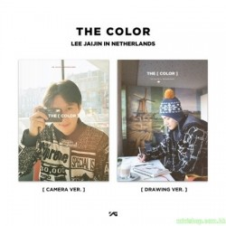 李宰鎮 LEE JAIJIN IN NETHERLANDS [THE COLOR] (CAMERA VER. / DRAWING VER.)