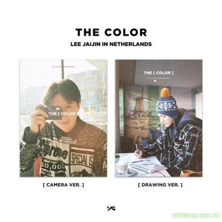 李宰鎮 LEE JAIJIN IN NETHERLANDS [THE COLOR] (CAMERA VER. / DRAWING VER.)
