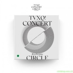 東方神起 - TVXQ! CONCERT -CIRCLE- WELCOME 2DVD 韓版