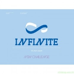 INFINITE - NEW CHALLENGE (4TH MINI ALBUM)