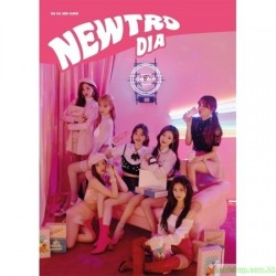 DIA - NEWTRO (5TH MINI ALBUM)