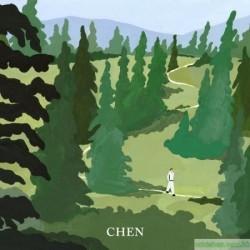 CHEN - APRIL, AND FLOWER (1ST MINI ALBUM)