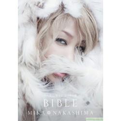 中島美嘉 MIKA NAKASHIMA 雪花15週年紀念精選 BIBLE 初回盤 3CD+BD