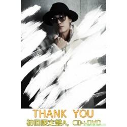 赤西仁 THANK YOU 日版