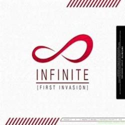 INFINITE - FIRST INVASION (1ND MINI ALBUM)