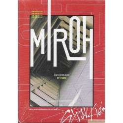 STRAY KIDS - CLE 1 : MIROH (MINI ALBUM)