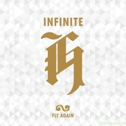 INFINITE H - FLY AGAIN (2ND MINI ALBUM)