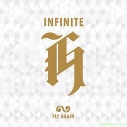 INFINITE H - FLY AGAIN (2ND MINI ALBUM)