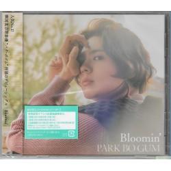 朴寶劍 Park Bo Gum Bloomin' [通常盤, CD ONLY]