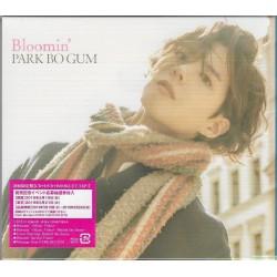 朴寶劍 Park Bo Gum Bloomin' [初回限定盤, CD+DVD]