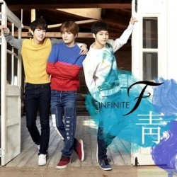 INFINITE F - 1ST SINGLE ALBUM