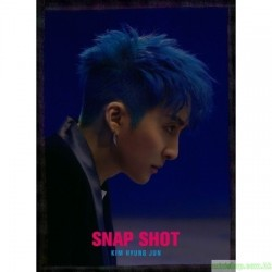 KIM HYUNG JUN金亨俊 - SNAP SHOT (SINGLE ALBUM)