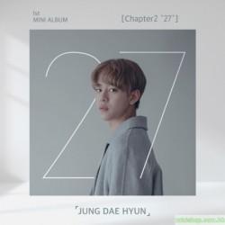 "JUNG DAE HYUN 大賢- CHAPTER2 ""27"" (1ST MINI ALBUM)"