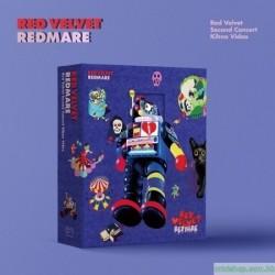 RED VELVET - SECOND CONCERT [REDMARE] KIHNO ALBUM 智能卡