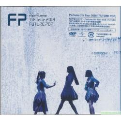 Perfume 7th Tour 2018 「FUTURE POP」 [初回限定版, 2DVD]