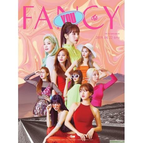 TWICE THE 7TH MINI ALBUM'FANCY YOU'