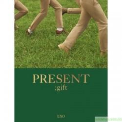 EXO - PRESENT GIFT 韓國版