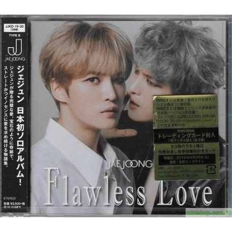 金在中 Kim Jae Joong JYJ Flawless Love [B版 2CD]