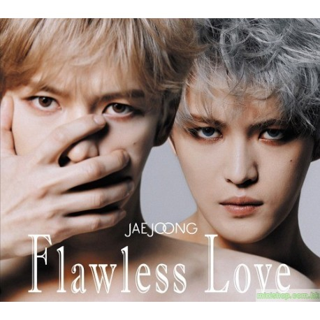 金在中 Kim Jae Joong JYJ Flawless Love [TYPE A, 2CD+Blu-ray]