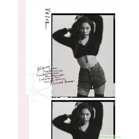 太妍 TaeYeon 1st Japan Mini Album VOICE